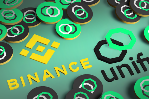 Unifi Protocol ($UNFI), Binance's 8th Launchpool project, listed on Binance Exchange to overwhelming support.