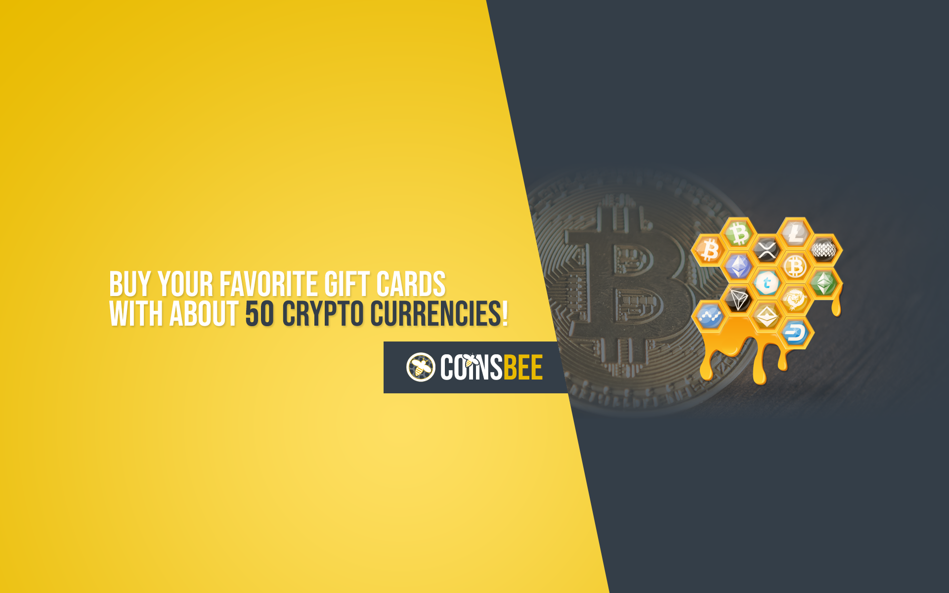 How To Buy Gift Cards Or Top Up Your Mobile With Crypto And CoinsBee