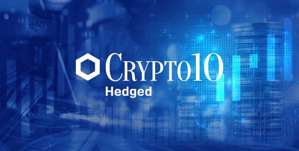 Ride Crypto Market Waves and Smooth Volatility with Crypto10 Hedged