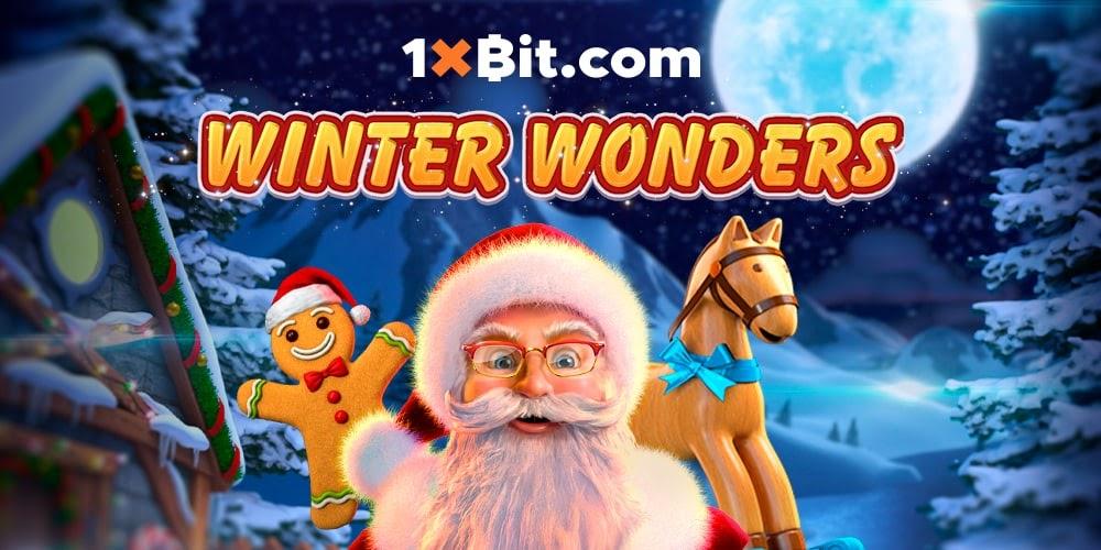 1xBit Introduces WINTER WONDERS Promo to Reward Users