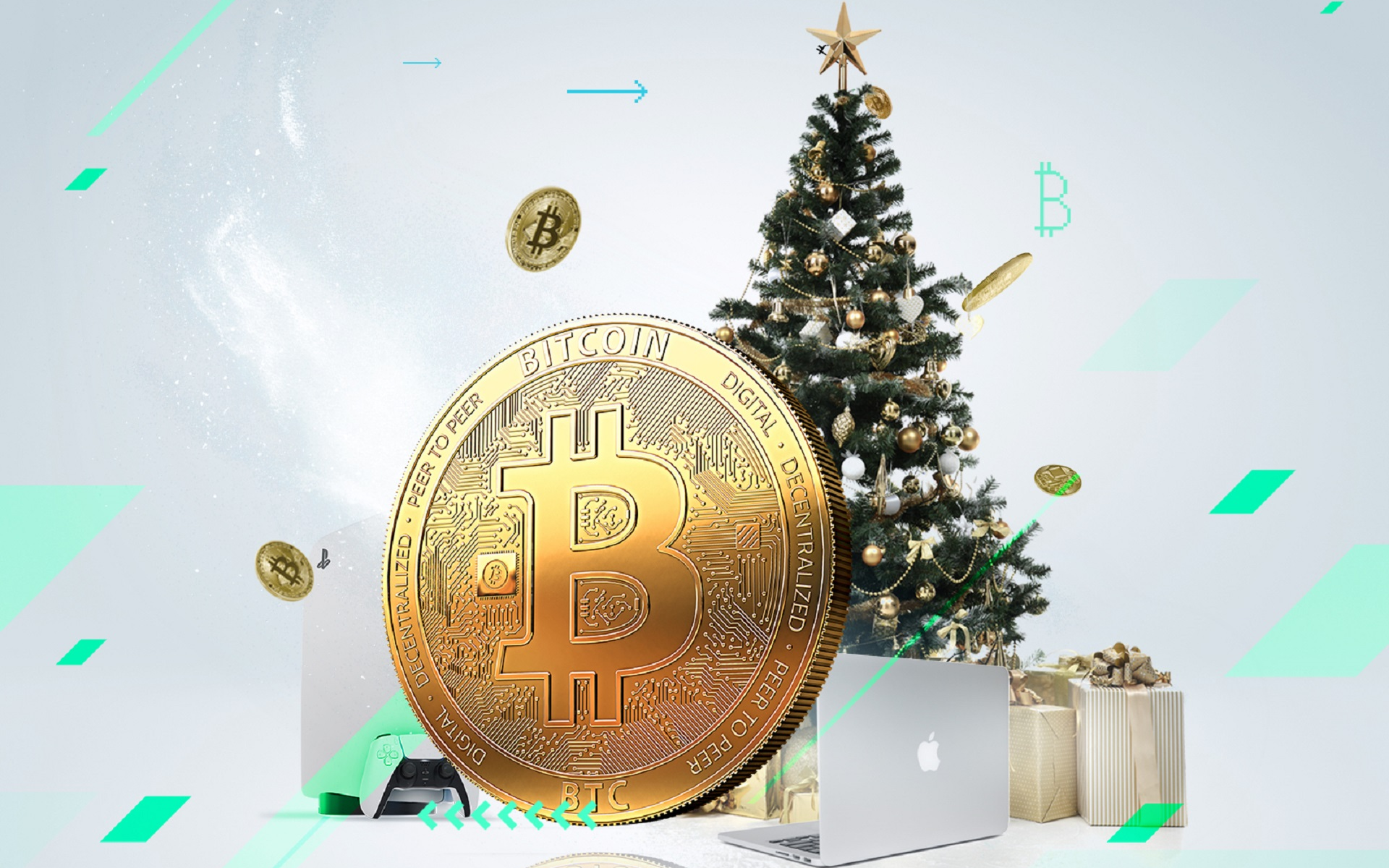 Bitcoin, PS5, And More: Win The Year's Hottest Tech With StormGain