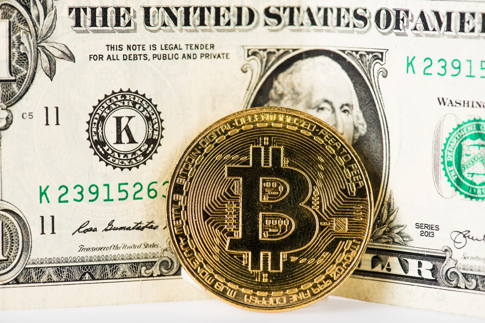 The Many Reasons Why The Dollar Could Soon Put A Damper On Bitcoin Bullishness