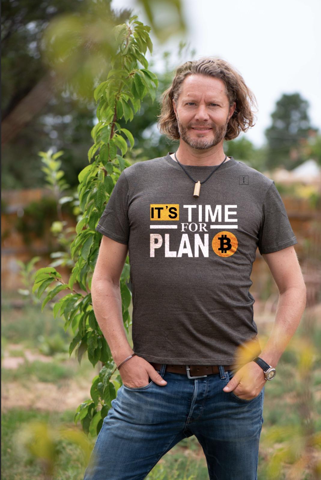 It's Time For Plan B: Leela Quantum Tech Reveals Bitcoin Edition Protective T-Shirt