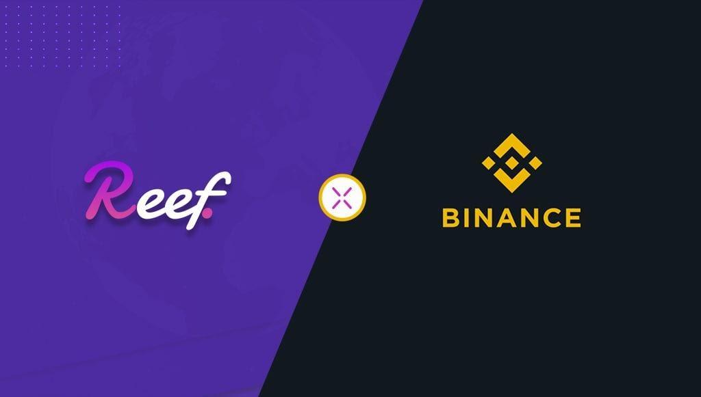 Binance Access x Reef - Creating a World-Class User Experience