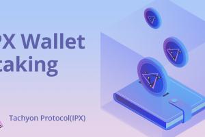 Tachyon VPN IPX Wallet Staking