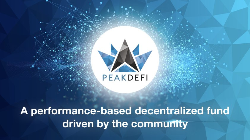 Join PEAKDEFI - a Safer Way to Grow your Wealth