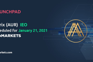 Jump-starting Crypto Adoption: Aurix IEO Scheduled for January 21st on ExMarkets!