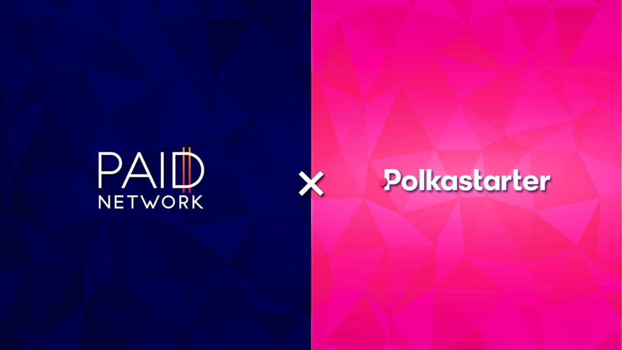 PAID Network Will Launch Its IDO on Polkastarter on January 20th