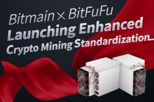BitFuFu Officially Endorsed by Bitmain as a Standardized Crypto Mining Platform
