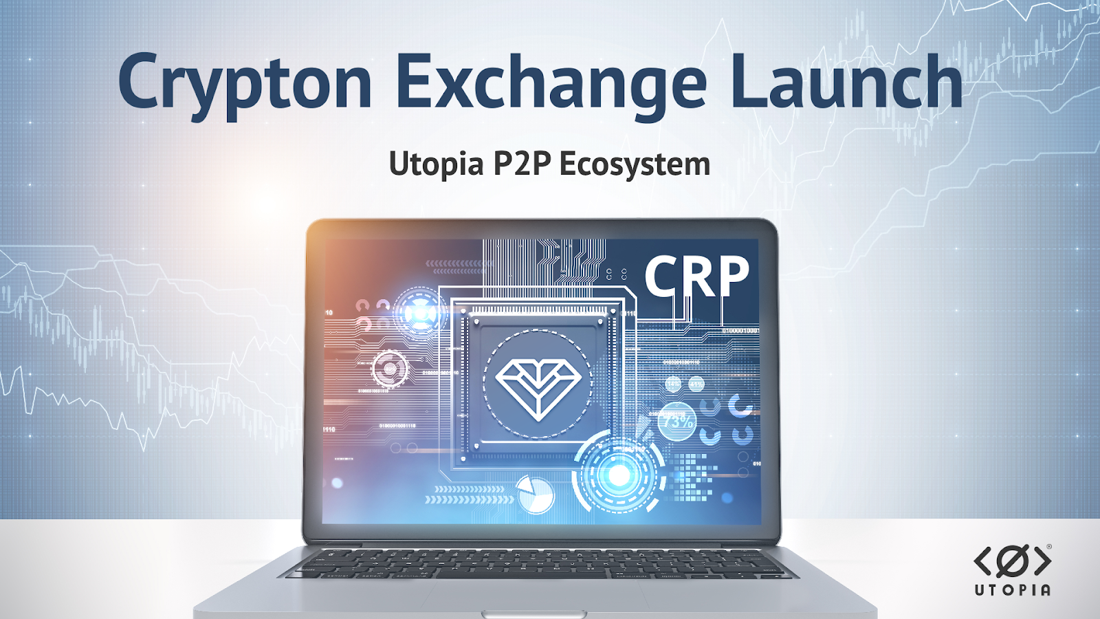 Unstoppable Exchange on Uncensorable P2P Network: Crypton & Utopia