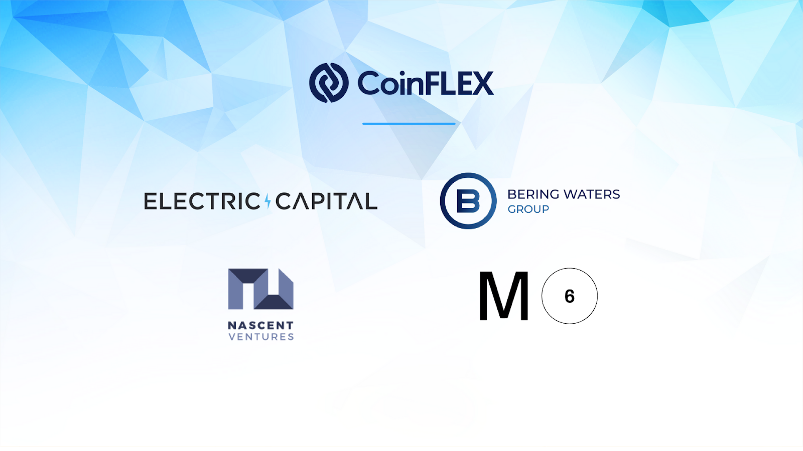 Electric Capital, Nascent Ventures invest in CoinFleX & Notes.Finance DEX