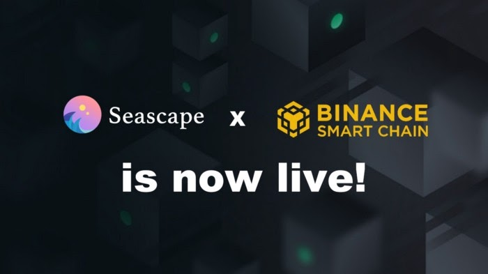 Seascape Network Officially Debuts on Binance Smart Chain