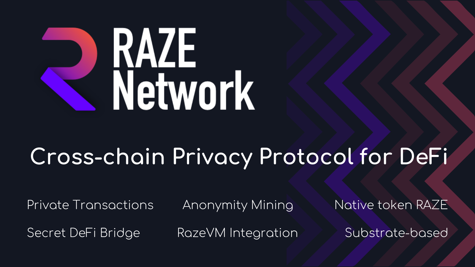 Raze Network Launches Protocol to Enable Confidential Payments for DeFi Users