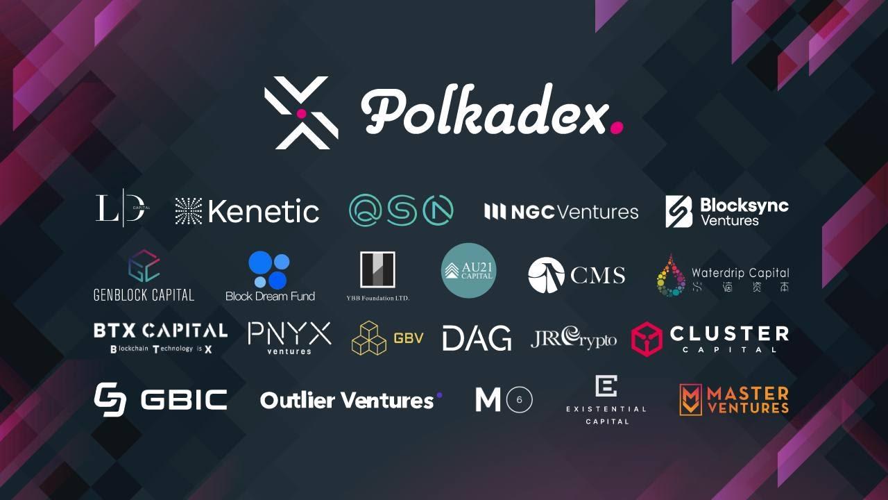 Polkadex, the Polkadot-based DEX built for Web3 and DeFi, has raised $3 million