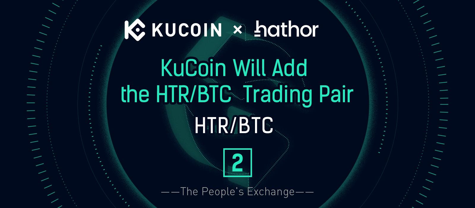 Hathor opens doors for bitcoin traders!