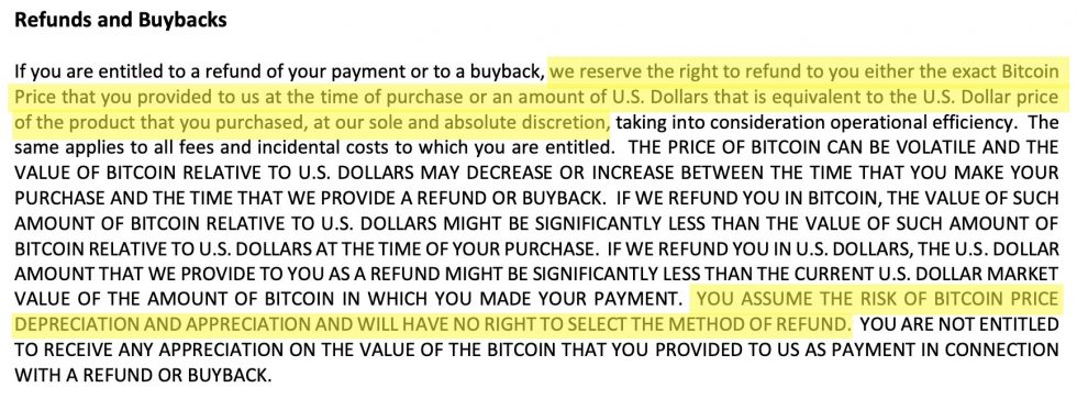 btc bitcoin tesla tsla musk