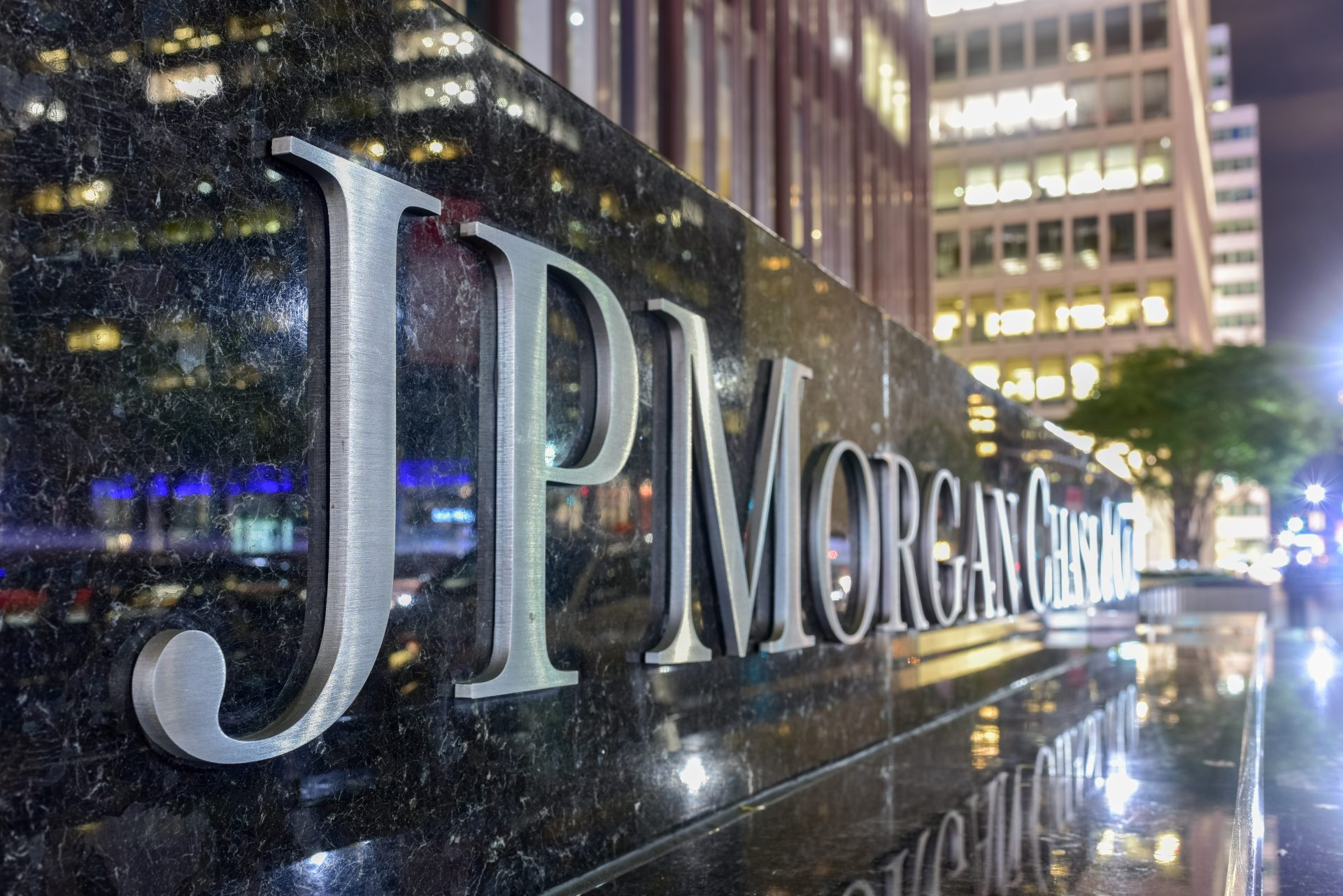JP Morgan Builds Basket Of Companies With Bitcoin Exposure