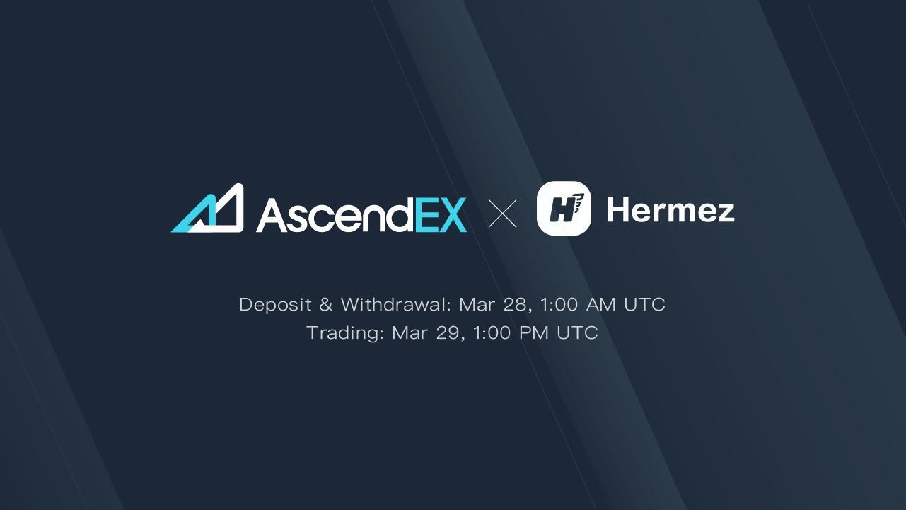Hermez Lists on AscendEX