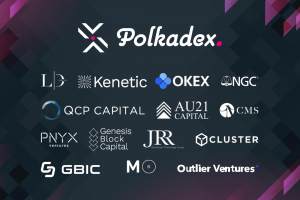 Polkadot Based Polkadex, DEX built for Web3, Raises $3M