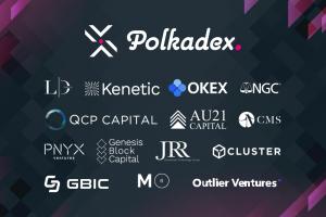 Polkadot Based Polkadex, DEX built for Web3, Raises $3M
