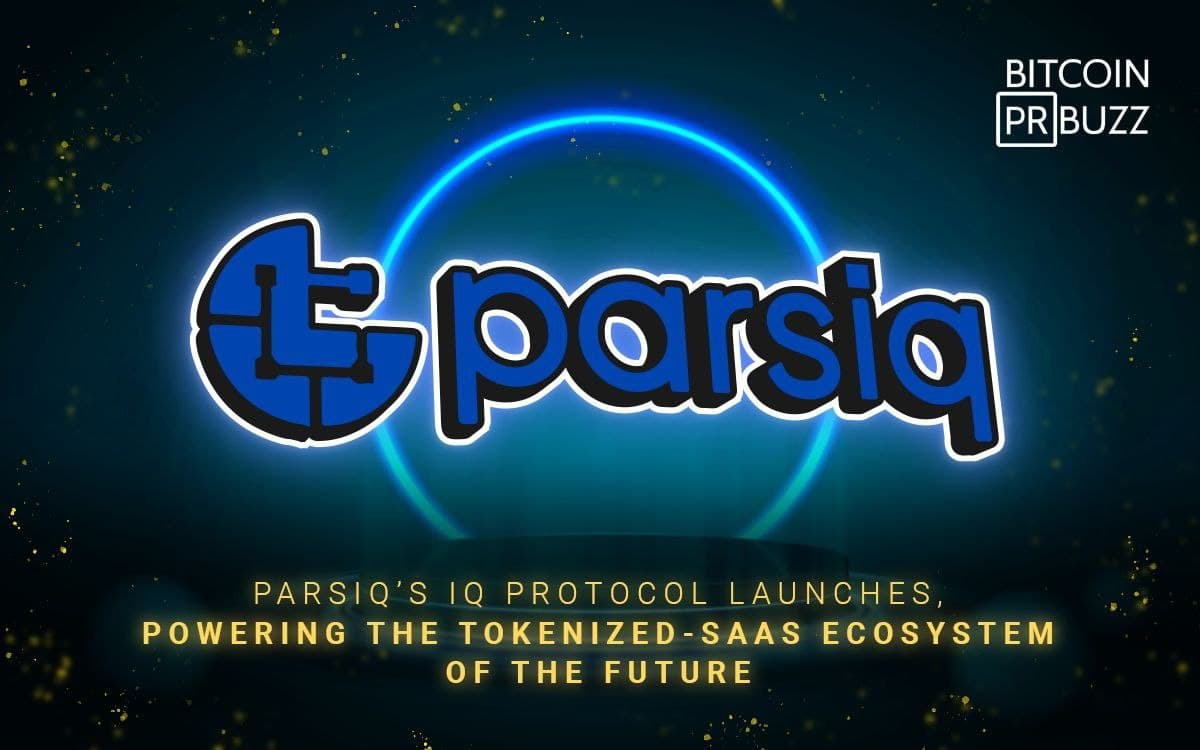 PARSIQ launches its highly anticipated IQ Protocol