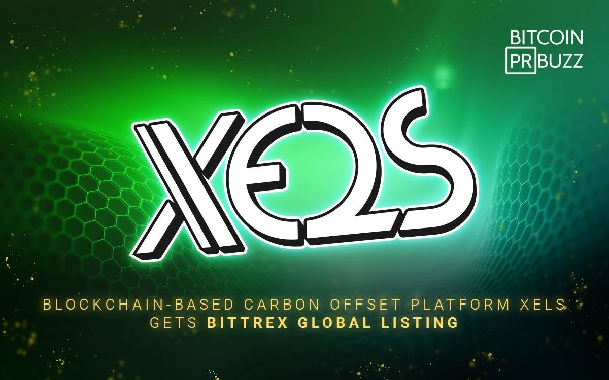 XELS Launches Eco-Conscious Blockchain Platform for Carbon Offset Credits