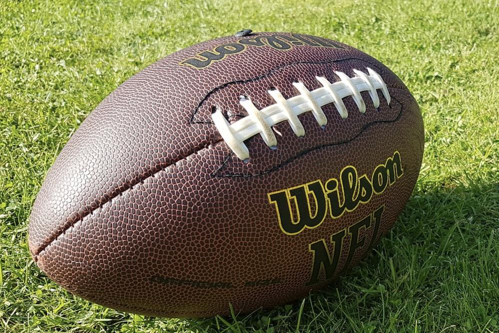 NFL bitcoin crypto