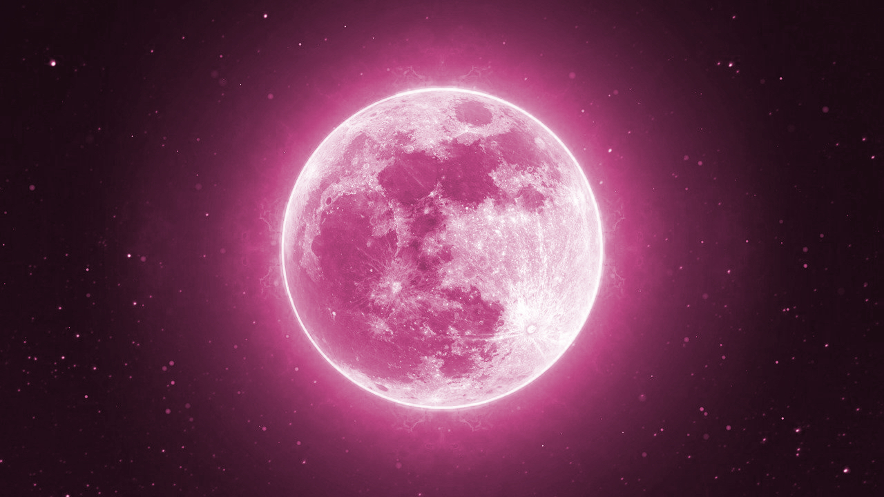 Astro Crypto: Bitcoin And The Full Pink Moon In Scorpio