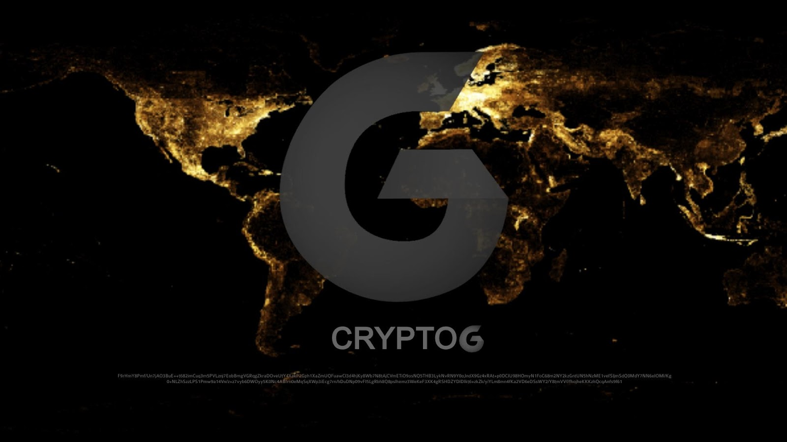 A Gift To Mankind: CryptoG launches global wealth distribution project