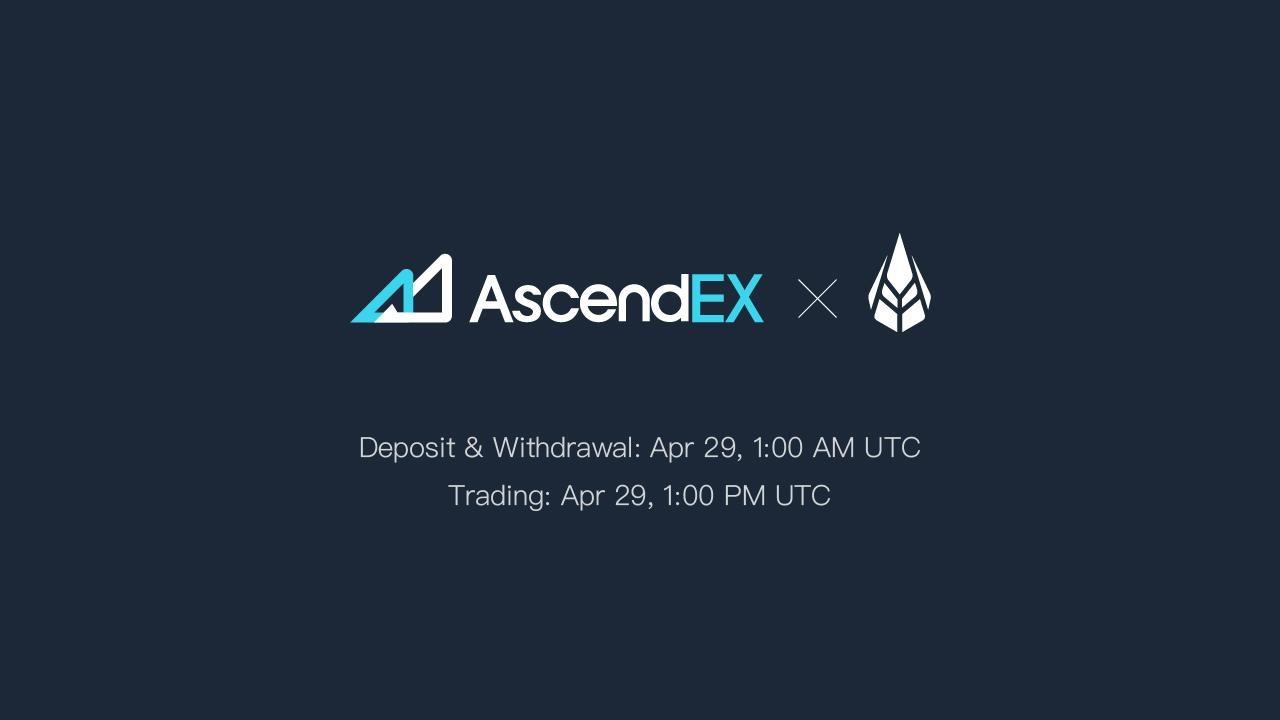 DefiDollar Listing On AscendEX