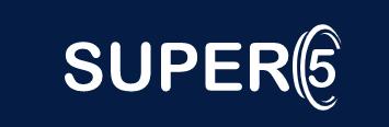SuperFive logo