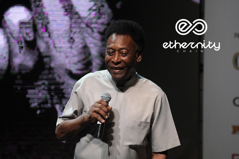Soccer Legend Pelé's NFT to Go Live on Ethernity Chain