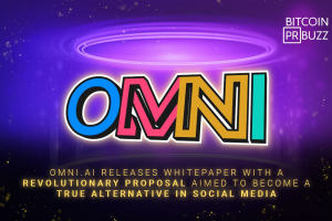 Omni.ai Releases Whitepaper for Alternative All-Inclusive and Revenue-Sharing Social Media Platform