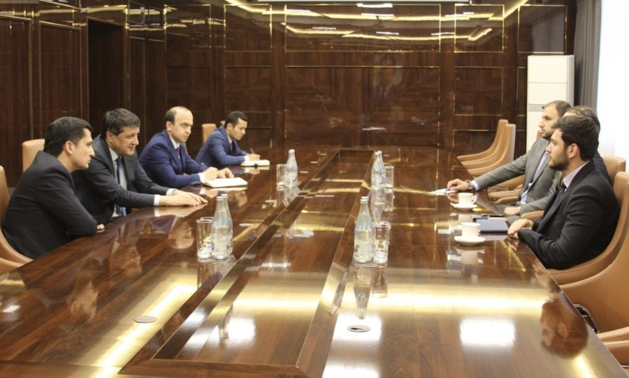Fantom Signs Up With Tajikistan Government To Build Their E-government Infrastructure