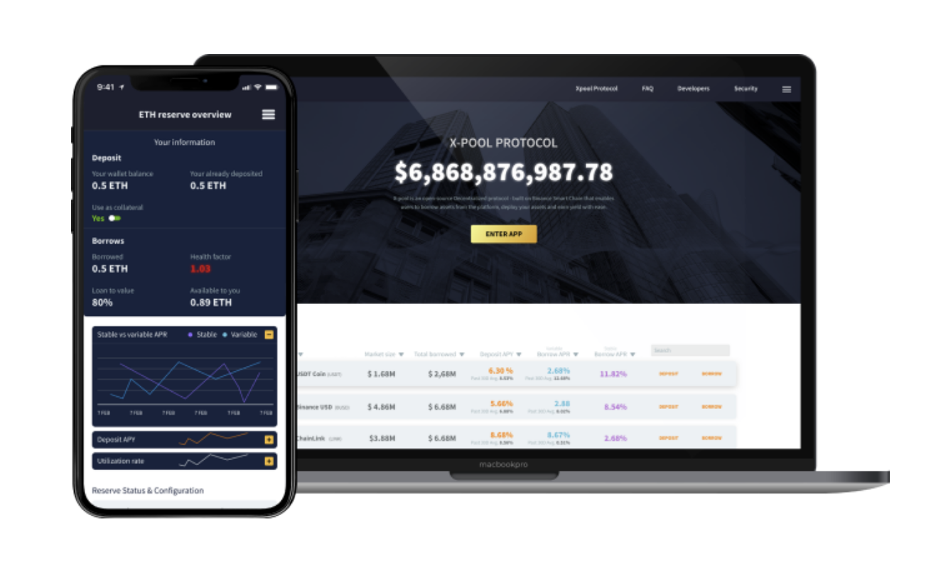 Xpool Receives A $1 Million Investment From CoinHe Exchange