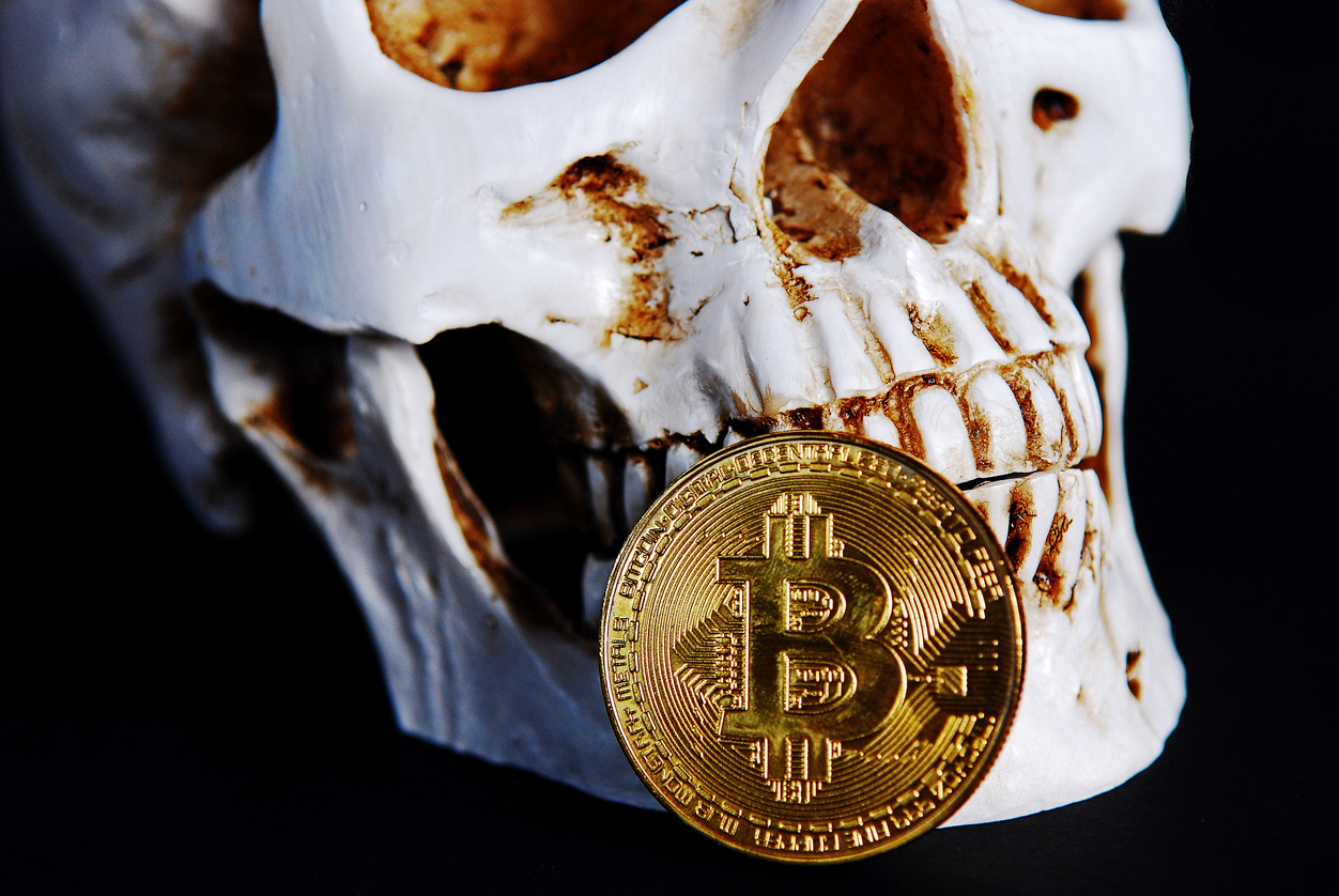 """China Global Television Network Talks Bitcoin Future: """"We're All Gonna Die"""""""