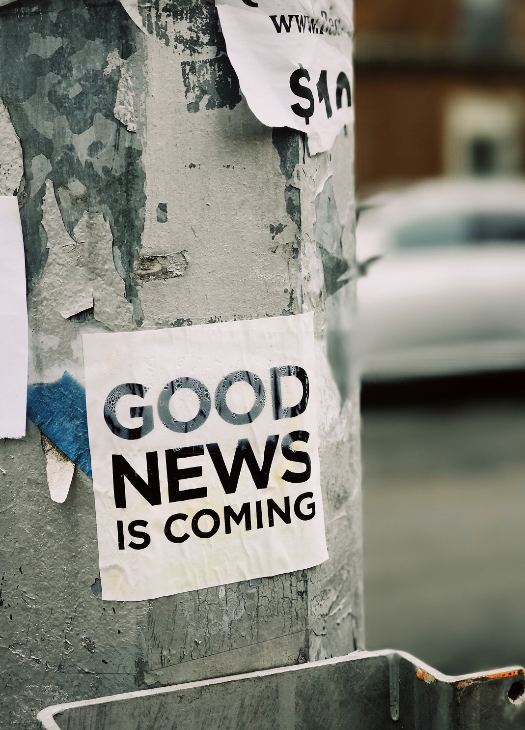 Crypto experts - Good News is coming