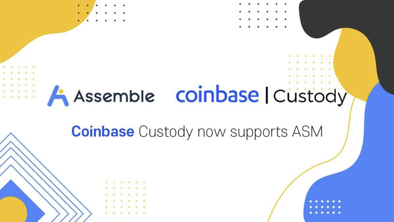 assemble Coinbase