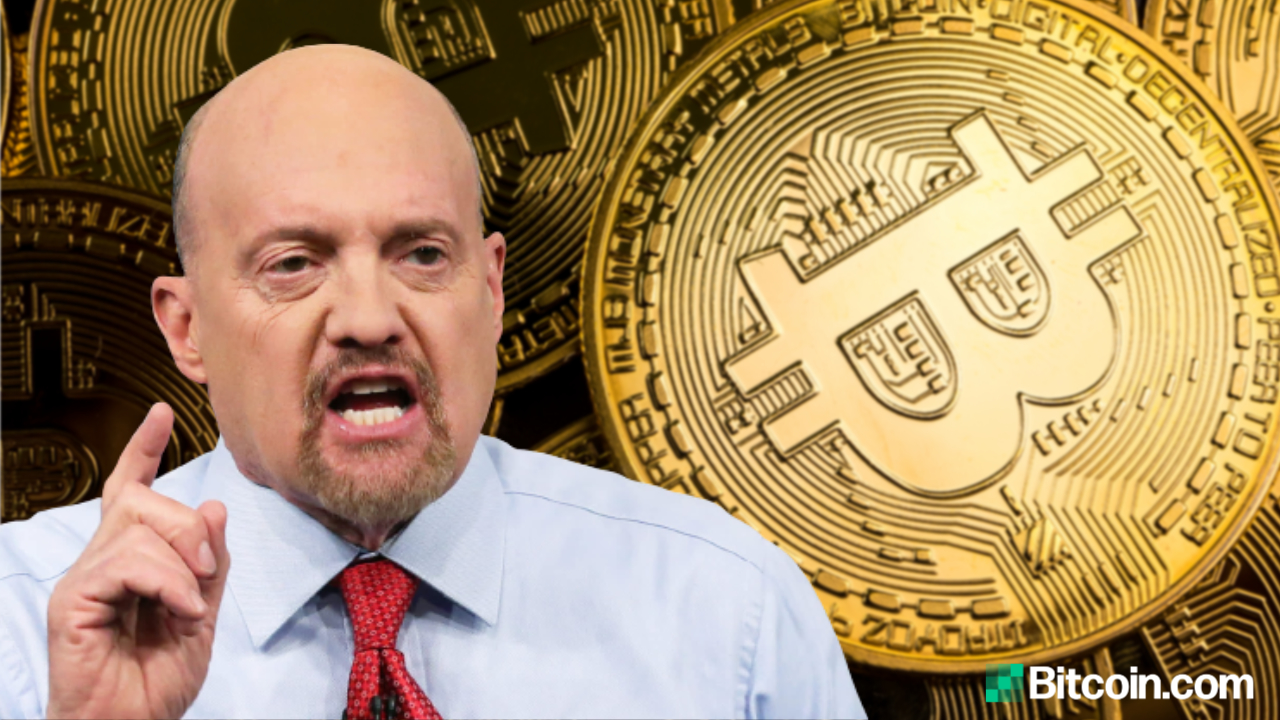 Is It Time To Sell Your Bitcoin? Jim Cramer Says It Is | Bitcoinist.com