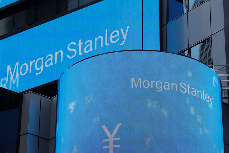 According To The SEC, Morgan Stanley Owns 28,200 Shares Of Grayscale Bitcoin Trust
