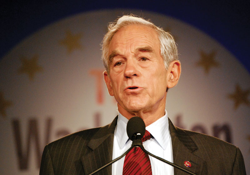 Former Presidential Candidate, Ron Paul, Wants Bitcoin To Be Legalized