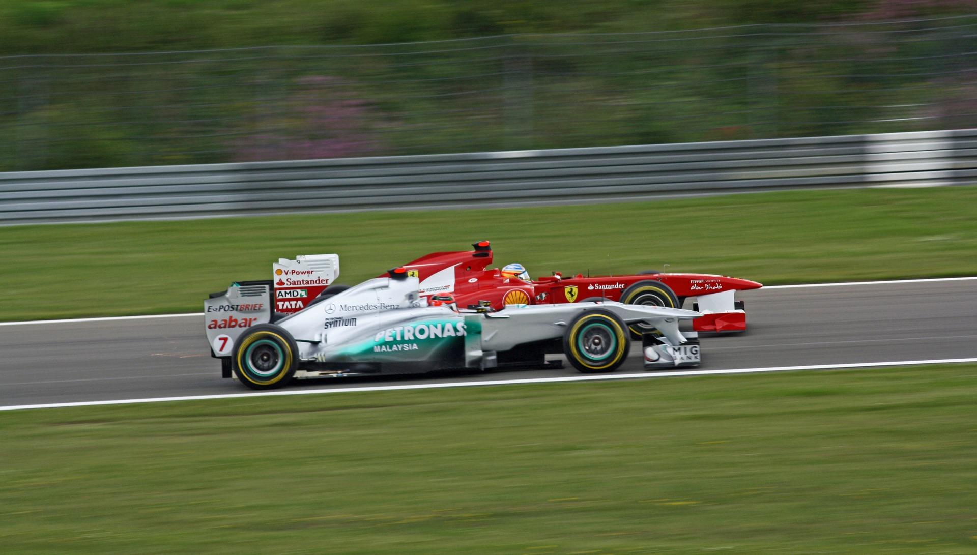 Crypto Exchange Crypto.com Signs Global Sponsorship With Formula 1