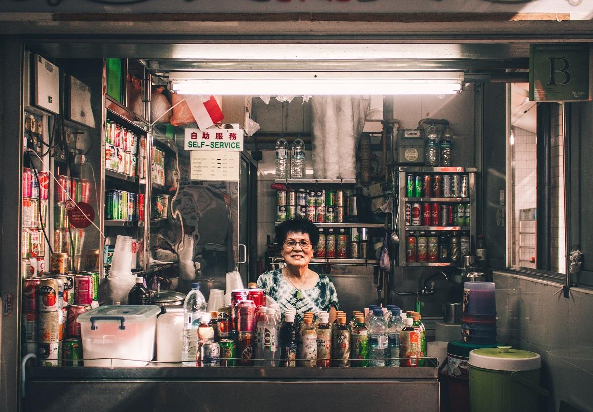 Article 7, a small business vendor