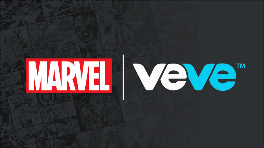 Marvel Announces NFT Digital Collectibles In Collaboration With Veve