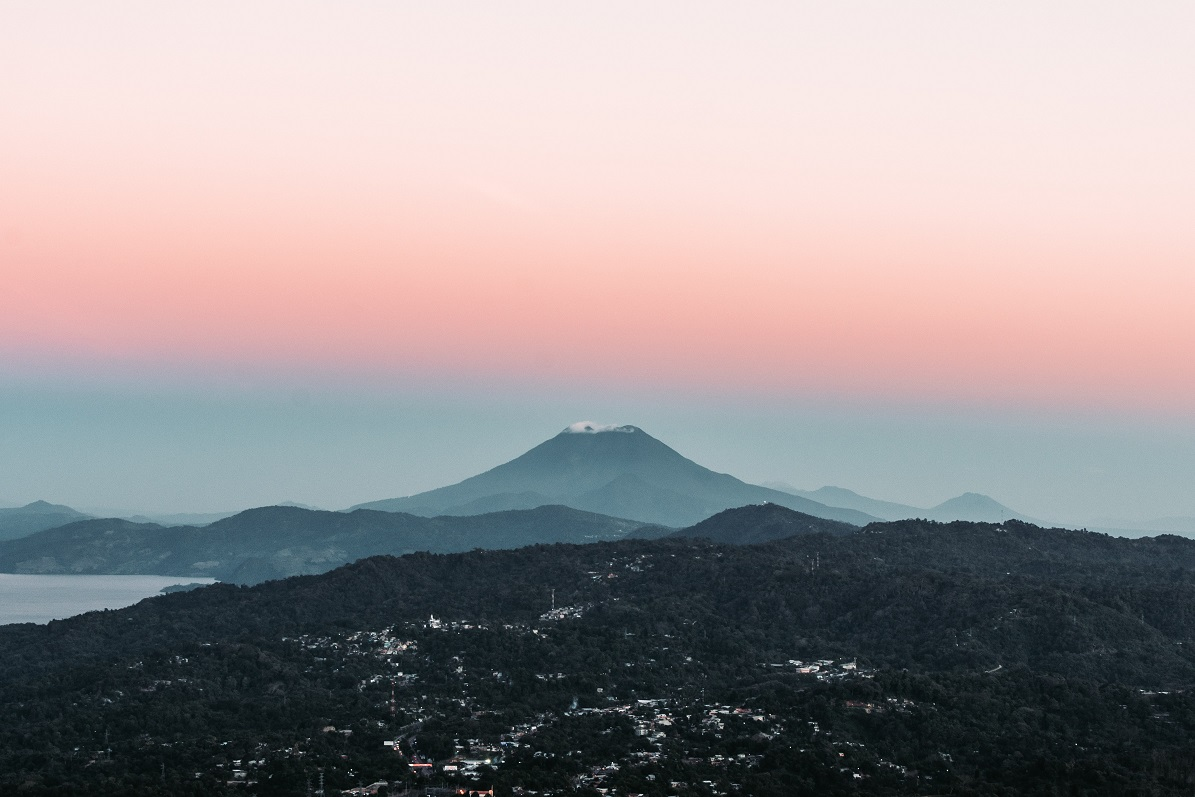 Jack Mallers, El Salvador and the volcano