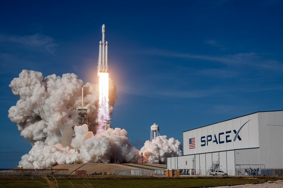 Dogecoin and Elon, SpaceX launch