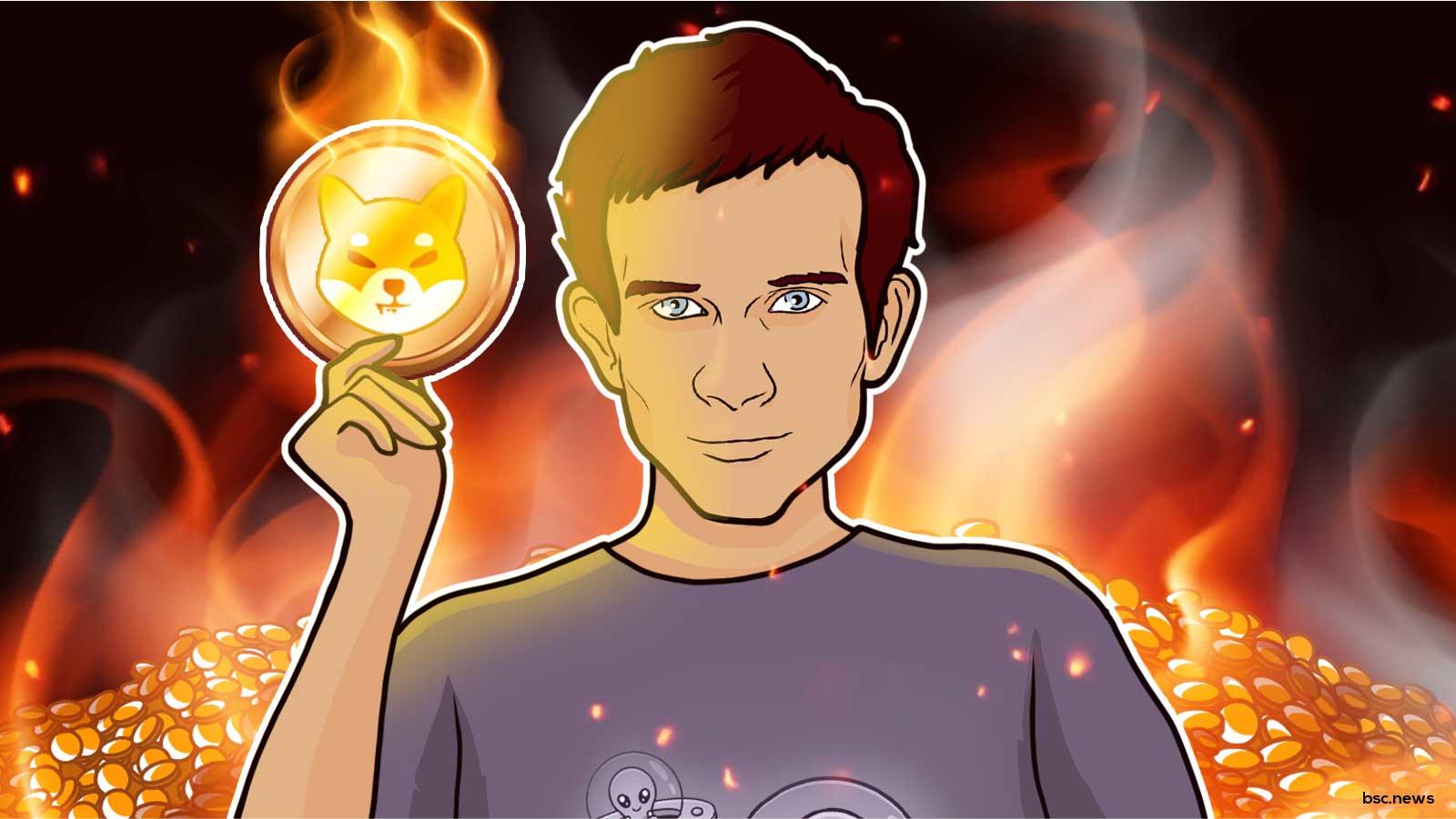 Ethereum Founder Burns Billions Worth Of Coins