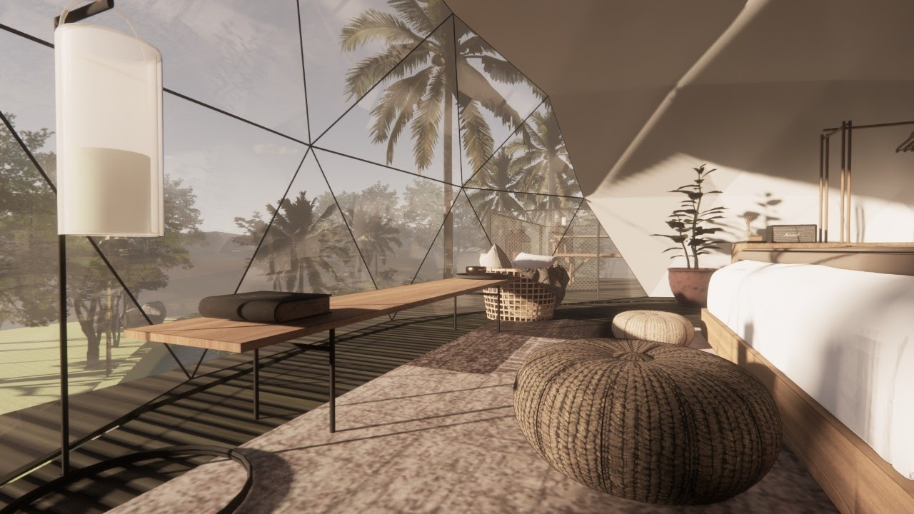 Boutique Resort in Indonesia Auctions NFTs For Hotel Perks