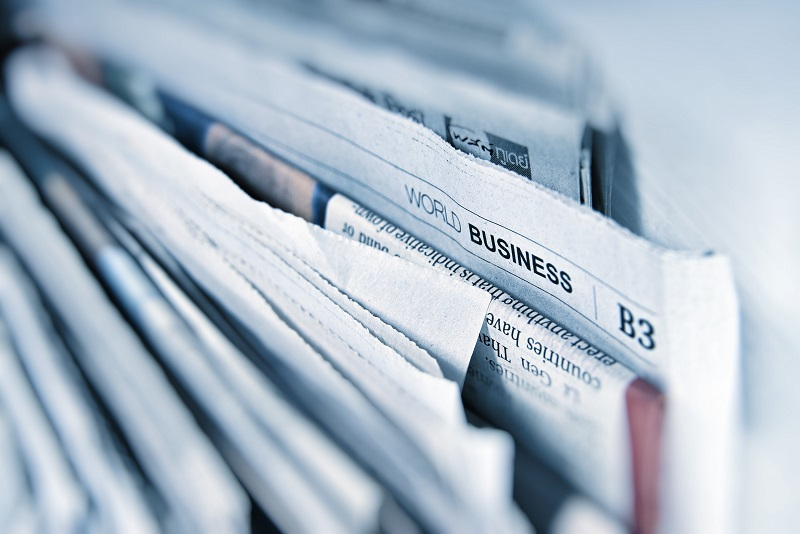 Forbes, a few newspapers