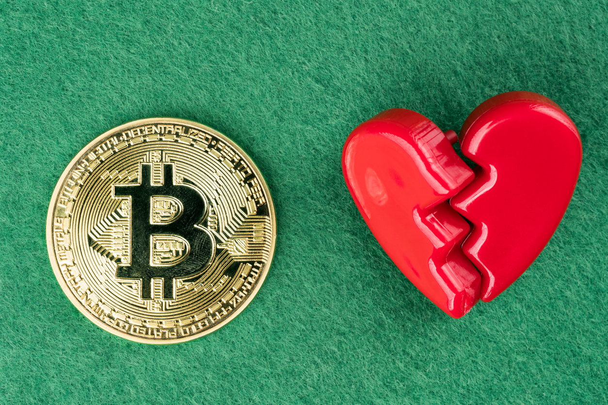 Why Bitcoin And Blind Dating Don't Mix